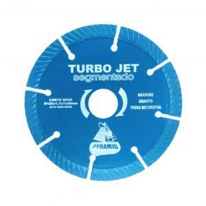 Turbo Jet Segmentado