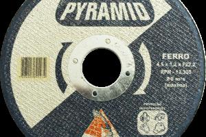 DISCO DE CORTE PARA FERRO 4'' (115MM)
