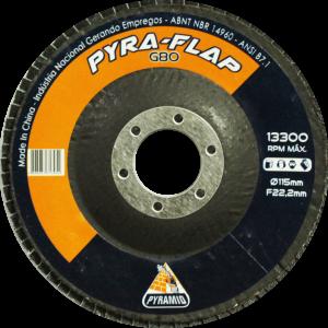 Disco de flap 4'' (115mm)