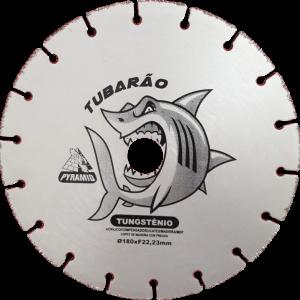 TUBARÃO 7'' (180MM) TUNGSTENIO