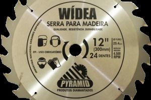 WÍDEA 12'' 24 DENTES (300MM)