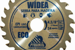 WÍDEA 4 3/8'' 24 DENTES (110MM) ECO