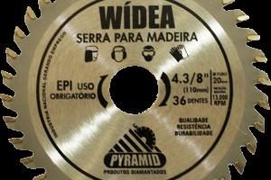 WÍDEA 4 3/8'' 36 DENTES (110MM)