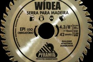 WÍDEA 4 3/8'' 42 DENTES (110MM)