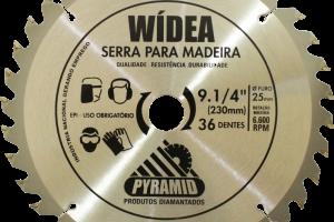 WÍDEA 9 1/4'' 36 DENTES (185MM)