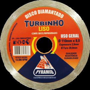 Turbinho Liso