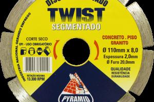 Twist Segmentado