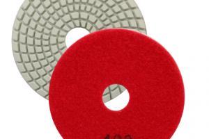 Lixa Ceramica Branca 100mm