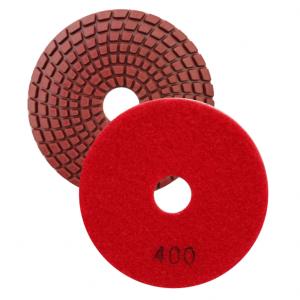 Lixa Ceramica Colorida 100mm