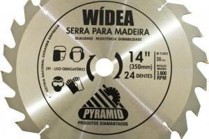 WÍDEA 14'' 24 DENTES (350MM)