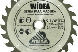 WÍDEA 9'' 24 DENTES (230MM)